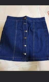 Sale Post on Denim Skirts