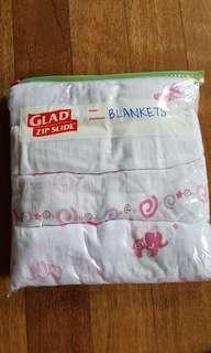 Adenandanais Swaddle Baby Blanket