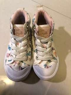 🚚 Toddler H&M Hi-Cut Sneakers