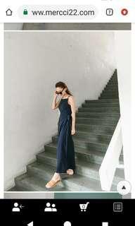 Mercci22全新洋裝s號