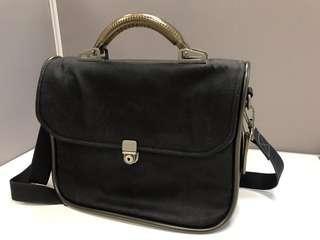 Rare vintage Mandarina Duck SISTEMA shoulder bag 懷舊經典,罕有新淨