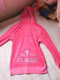 Juicy couture pink jacket women hoodies