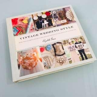 婚禮佈置idea book