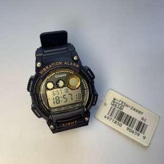 [New 全新品] Casio W-735H-2AV 電子錶 Sports Watch