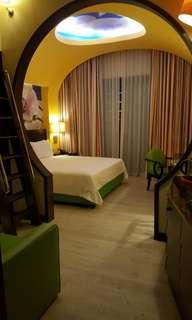 TODAY CHECK IN Deluxe Family Room @FESTIVE HOTEL RWS