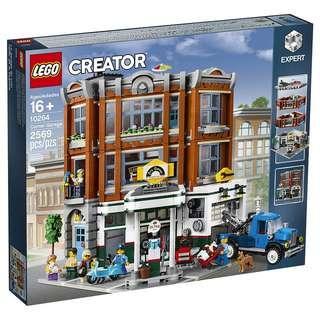 LEGO 10264 Creator Expert 轉角車廠 Corner Garage 同系列 10260 10255 10251 10246 10243
