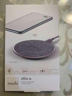 新品 moshi無限充電盤
