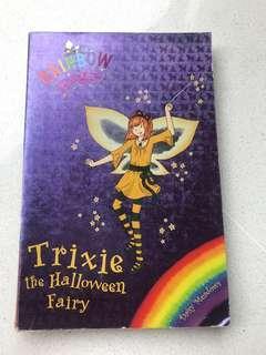 🚚 Rainbow Magic Trixie the Halloween Fairy