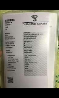 Diamond with IGI Cirtificate