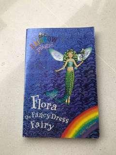 🚚 Rainbow Magic Flora the Fancy Dress Fairy