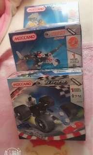 玩具鉄模型3盒