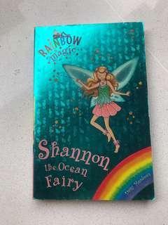 🚚 Rainbow Magic Shannon the Ocean Fairy