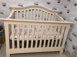 Baby Box Kayu Kasur Bayi
