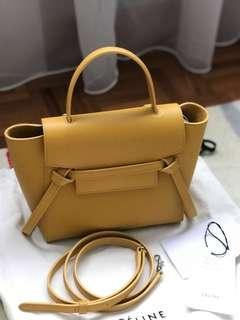 Celine Belt Nano Bag