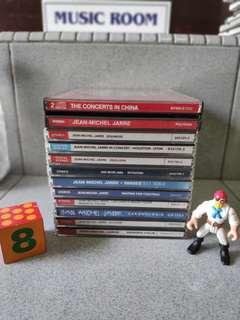 Jean-Michel Jarre Compact Disc