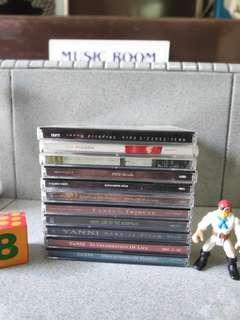 Yanni and Enya CD