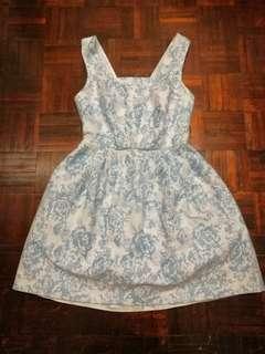 Miss Selfrige Flowery Dress
