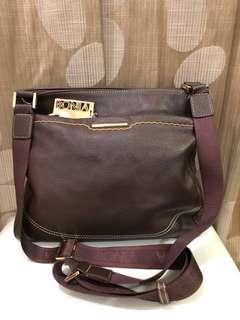 Real Leather Bonia Sling Bag