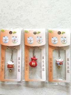 🚚 Prosperity 招财猫 keychains