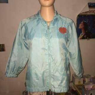 Jaket Pelangi Thrifted