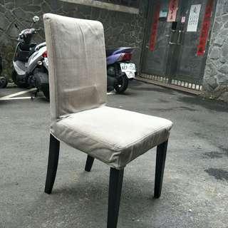 🚚 八成新Ikea 宜家家居工作椅/餐椅