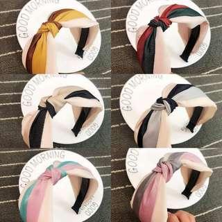 Hair Clip & Headband
