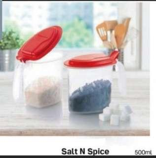 Tupperware salt n spice (1pc)