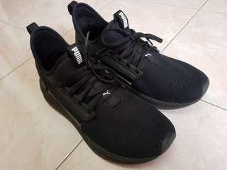 Original Puma Ignite Limitless SR Black Sneaker Shoes