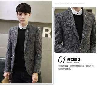 🚚 Korean fashion men's jacket