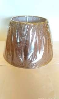 New Classy Brown lamp shade