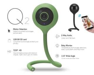 LATEST 2019 Home Security Baby Monitor Wireless Camera