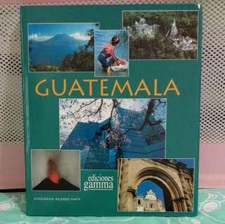Guatemala 彩色畫冊
