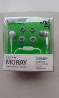 RAZER MORAY We Fire Edition In-Ear Gaming & Music Headset
