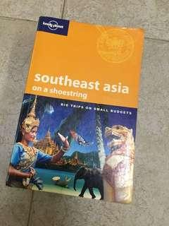FREE - 2010 edition of Lonely Planet Southeast Asia on a shoestring