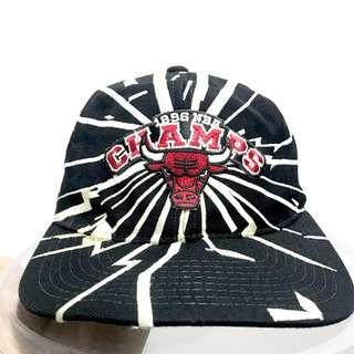 Chicago Bulls Nba Champ Starter Snapback