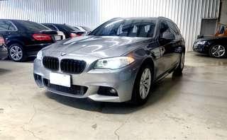 520D 柴油 5門 BMW 2012年 稀有少跑美車