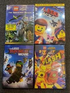 🚚 LEGO: DVD