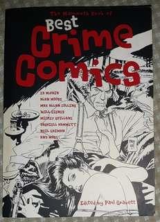 Best Crime Comics (book)
