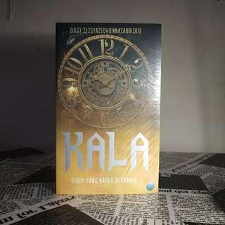 Novel Fantasy Kala by Ziggy Z