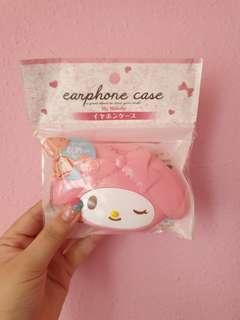 My Melody Earphone Case