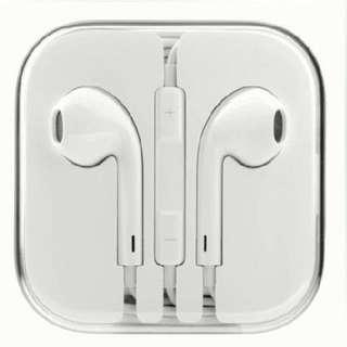 Iphone Earphone (Never used)
