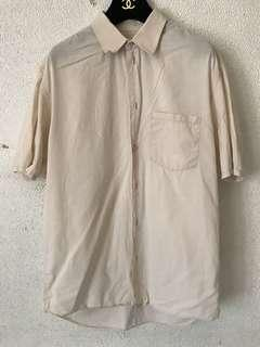 Helmut Lang cotton button down