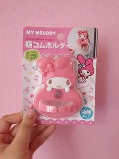 My Melody Rubber Band Holder