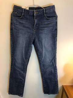 🚚 🇰🇷韓國購入 刷色彈性牛仔褲
