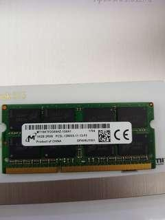 DDR 3 16GB ( VERY REAR ) PC3L 12800S - ONLY ONE UNIT