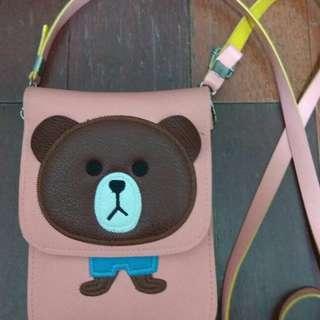 🚚 熊大 手機套