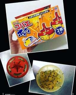 💥💥日本吸蚊啫喱 💥💥 一盒有兩個,每個可以使用 30 天
