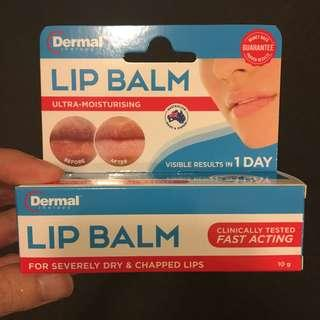 🇦🇺澳洲直送!唇部救星!Dermal Therapy Lip Balm 潤唇膏