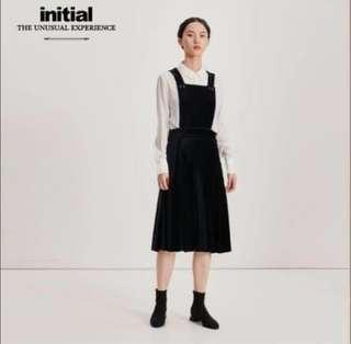 Initial velvet dress 絨裙