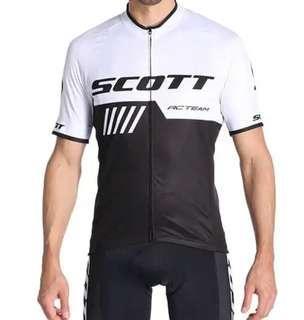 Scotts Cycling Jersey Set